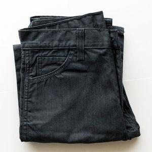 Men's Levi's Jeans Size 30x30, Black Color